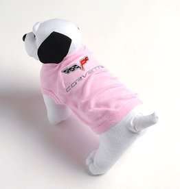 Apparel C6 Doggie Tank Top Pink-X/Large