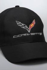 Apparel C7 Cool Max Hat Black