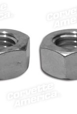 Body 1956-75 Hard Top Anchor Nut Pair