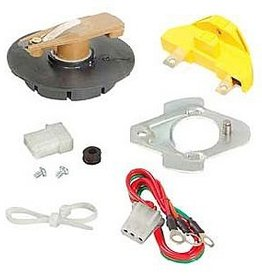 Ignition Accel Points Eliminator Kit Ford