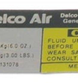 Books\Manuals 1979 A/C Compressor Decal Delco