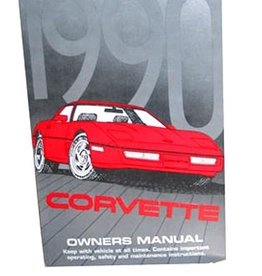 Books\Manuals 1990 Owners Manual