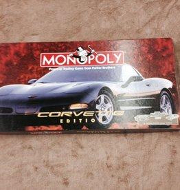 Collectibles C5 Corvette Monopoly New
