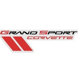 Collectibles 2010-13 Corvette Grand Sport Metal Sign