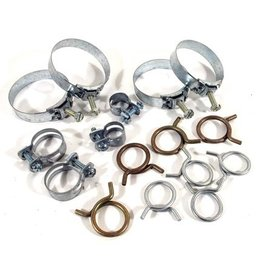 Cooling 1961-62 Hose Clamp Kit