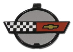 Engine 1985-90 Valve Cover Emblem
