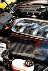 Engine 2001-04 Z06 Engine Dress Up Kit Carbon Fiber