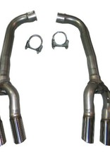Exhaust 1984-90 Exhaust System W/SS Tips