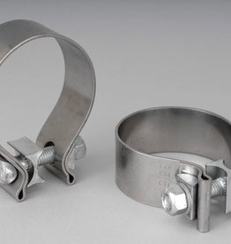 Exhaust 2 1/2 Exhaust Clamp For Quad Cruiser Exhaust