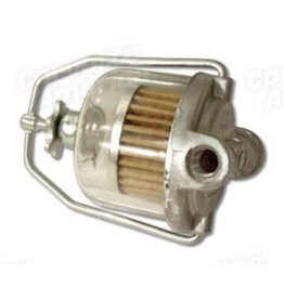 Fuel\Air 1953-62 Fuel Filter Assembly GF-48 w/Glass Bowl