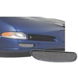Accessories 1997-04 Frt Brake Duct Screens Stainless Steel