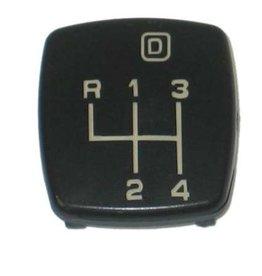 Driveline 1985L-88 Shifter Knob Button