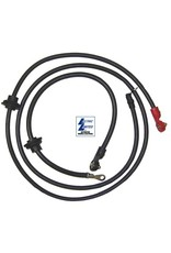 Electrical 1972-74 Battery Cables Pair W/Grommet