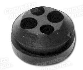 Electrical 1968-74 Firewall Grommet 4 Hole
