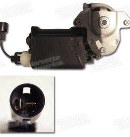 Electrical 1968-76 Power Window Motor RH Flat Style