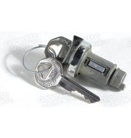 Ignition 1953-64 Ignition Switch Lock Tumbler w/Keys