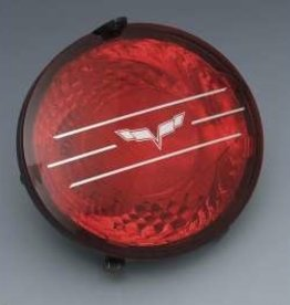Books\Manuals C6 Tail Light Decals Set of 4
