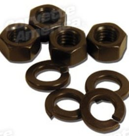 Brakes 1964-82 M/Cyl Mount Kit Nuts/Washers