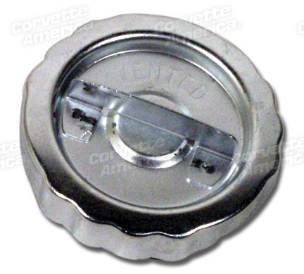 Fuel\Air 1963-69 Gas Cap Vented