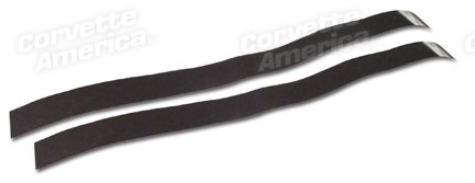 Fuel\Air 1963-82 Gas Tank Strap Anti-Squeak Pads Pair