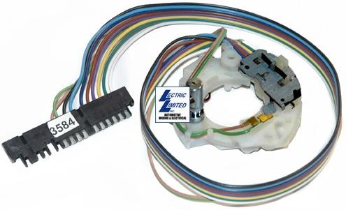 Steering 1969-76 Turn Signal Switch W/Tilt&Tele