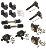 Suspension 1963-82 Front Suspension Deluxe Rebuild Kit W/Poly Bushings