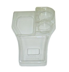 Accessories 1963-67 Console Cup Holder with Power Windows
