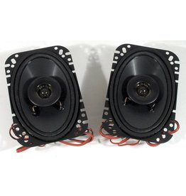 """Electrical 1968-82 Front Stereo Speakers 4 X 6"""" Pair"""