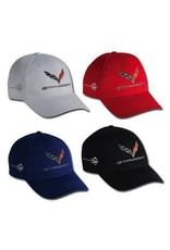 Apparel C7 Stingray Hat Red