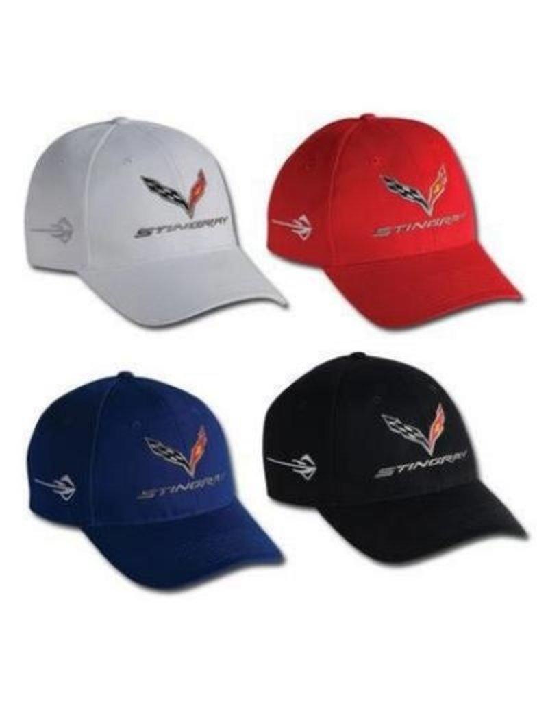 Apparel C7 Stingray Hat Blue
