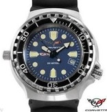 Jewelry C6 Watch Blue Face With Blue Band