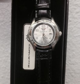 Jewelry C5 Watch Ladies With Black Leather Band