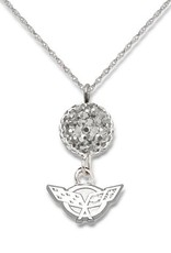 Jewelry Ovation Necklace W/Pendant C5