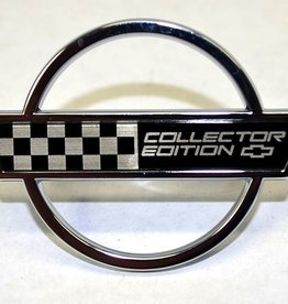 Consignment 1996 Collectors Edition Emblem Fuel Door
