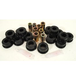 Suspension 1984-96 Rear Control Arm Bushing Kit Poly Set