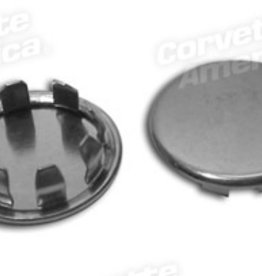 Tops 1963-75 Hard Top Ferrule Plug Pair -Chrome