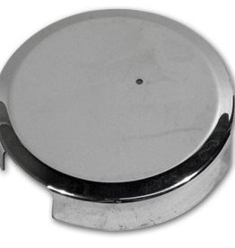 Engine 2002-12 Washer Reservoir Cap Chrome