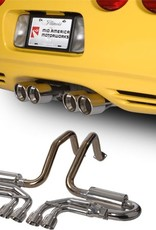 Exhaust 1997-2004 Quad Power Exhaust  System