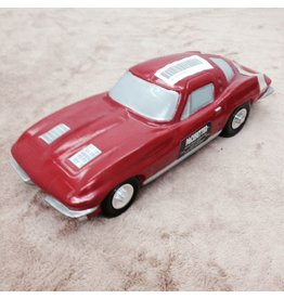 Collectibles 1963 Jim Beam Decanter 1963 Corvette Red