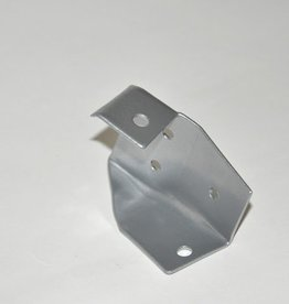 Cooling 1984-89 Radiator Lower Air Baffle Bracket Left Hand