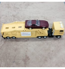 Collectibles Diecast Hauler 'The Heartbet of America' for Corvette 'Promo' Models
