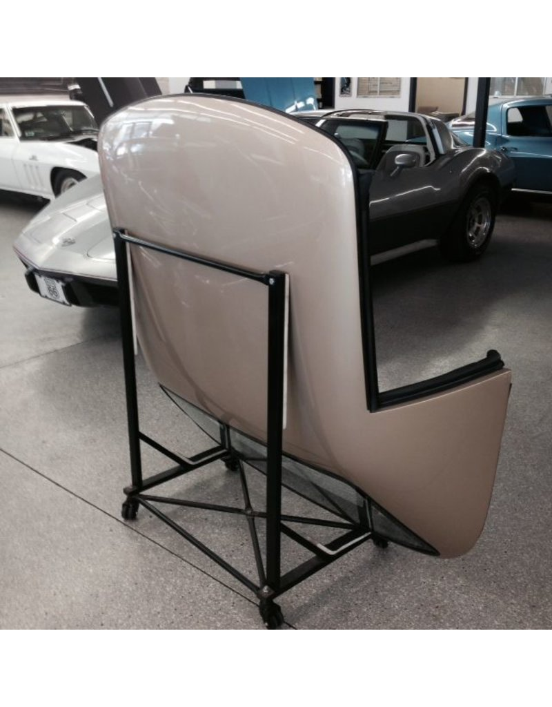 Consignment C4 1989-96 Removable Hardtop with hardware