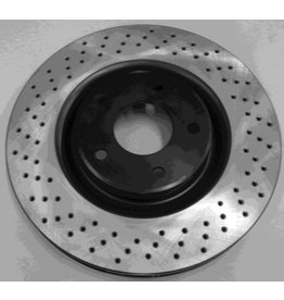 Brakes 1997-2013 Front Brake Rotor 'Drilled'  for Z51