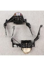 Body 1968-74 Headlight Actuator Supports LH/RH with New Actuators Pair