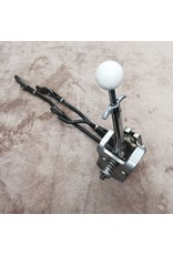 "Driveline 1959-62 4 Speed Shifter for Borg Warner T10 with Linkage ""Original' GM Used"
