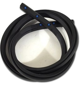 Weatherstrip 1986-96 Rear Bow Seal Convertible