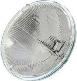 Electrical H5006 Halogen Sealed Beam Round-Low Beam