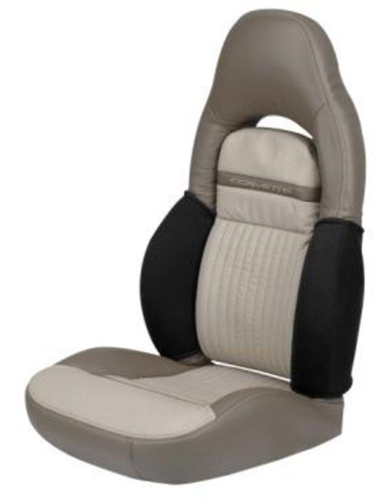 Interior Neoprene Seat Bolster Bikini to fit C5 'Sport' Seats. Black Pair