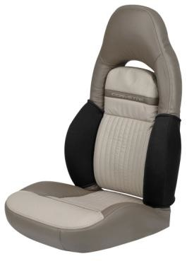 Interior Neoprene Seat Bolster Bikini to fit C5 'Sport' Seats. Black Pair
