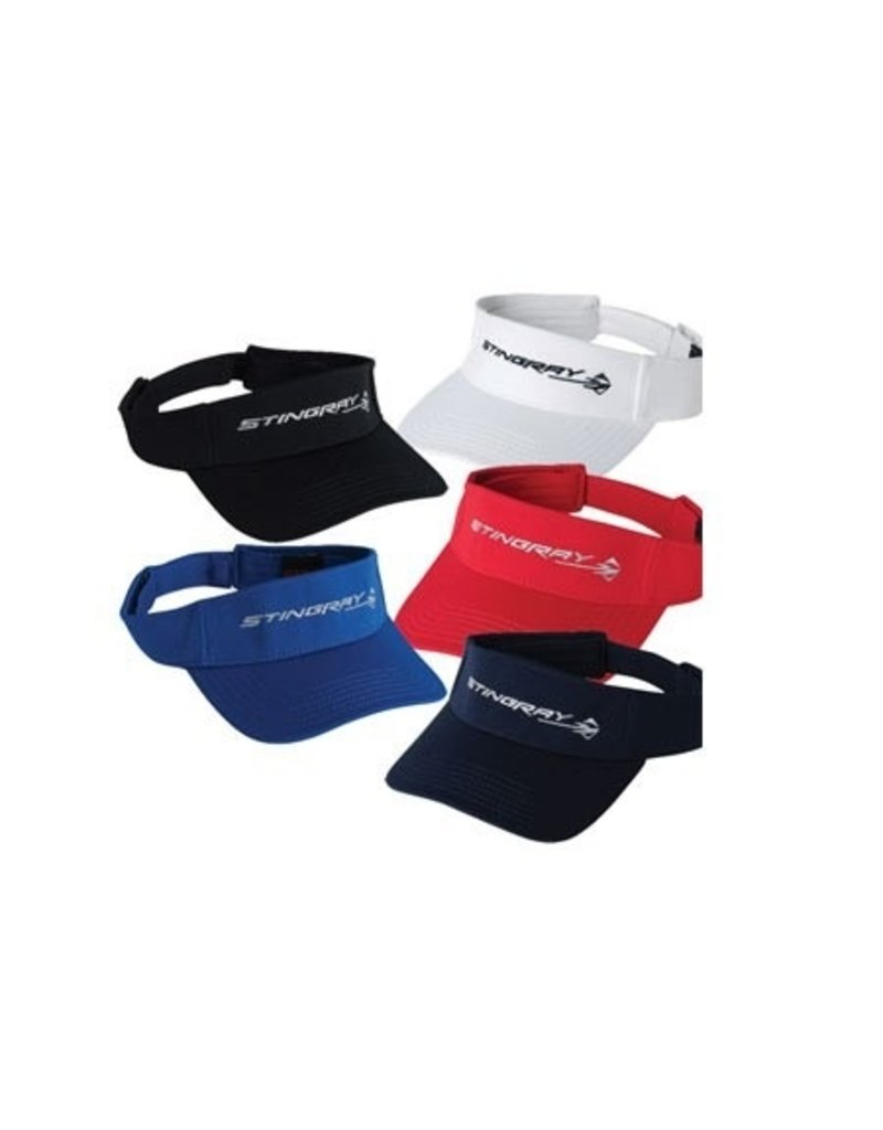 Apparel C7 Visor Blue